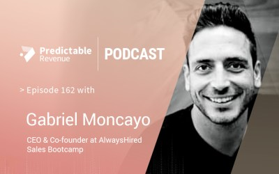 Why sales teams should WFH, permanently with Gabriel Moncayo