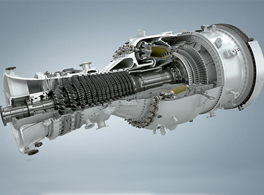 Pruebas de Eficiencia en Compresores Centrífugos y Turbina a Gas