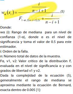 Ecuación (5)