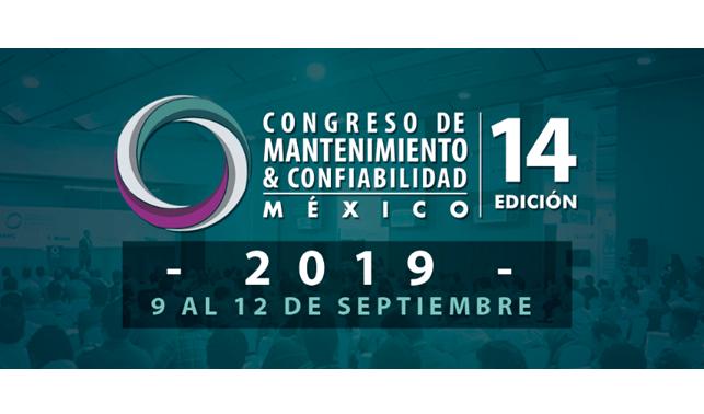 14º Congreso de Mantenimiento y Confiabilidad, México 2019