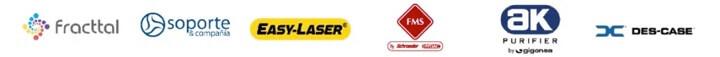 Fracttal, Soporte y compañía, Easy-Laser, PMM, AK Purifier, Des-Case