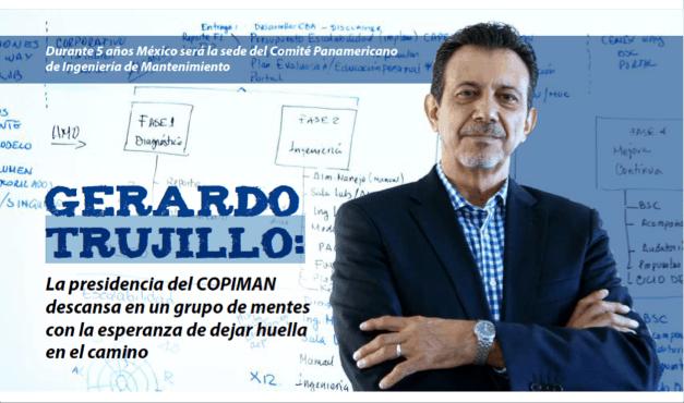 Gerardo Trujillo: La presidencia del COPIMAN descansa en un grupo de mentes con la esperanza de dejar huella en el camino