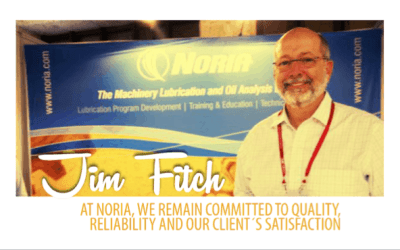 Jim Fitch: At Noria, we Remain Committed to Quality, Reliability and our Client´s Satisfaction