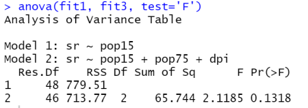 How to Compare Nested Models in R 7