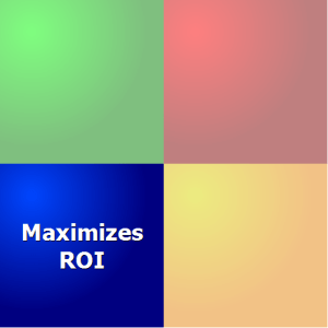 Benefits Maximizes ROI
