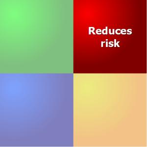 Benefits Reduces Risk