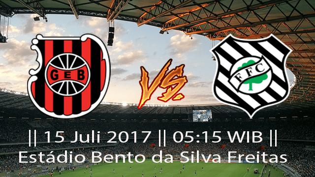 PREDIKSI PERTANDINGAN BRASIL DE PELOTAS VS FIGUEIRENSE 15 JULI 2017