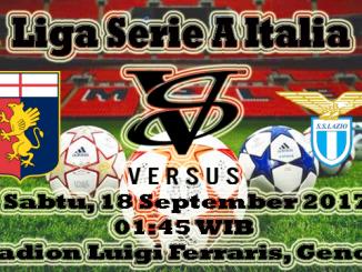 Prediksi Bola Biru Genoa VS Lazio