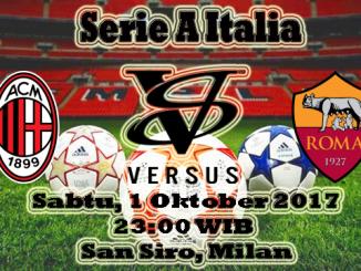Prediksi Bola Menang Milan VS Roma