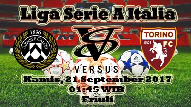 Prediksi Jitu Harian Udinese VS Torino