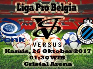 Prediksi Hari Ini Racing Genk VS Club Brugge