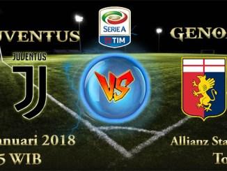Prediksi Bola Juventus vs Genoa