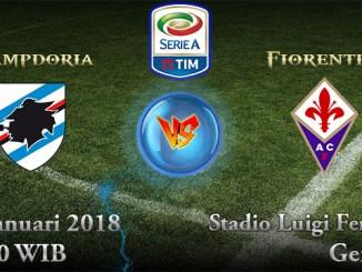 Prediksi Bola Sampdoria vs Fiorentina