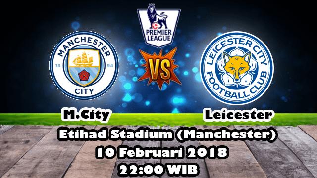 Prediksi Skor Akurat Manchester City vs Leicester City