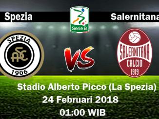 Prediksi Skor Akurat Spezia vs Salernitana