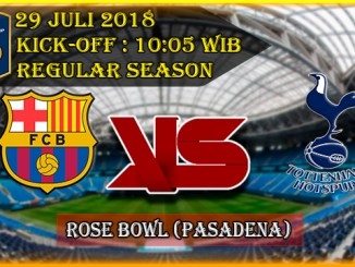 Prediksi Barcelona vs Tottenham Hotspur