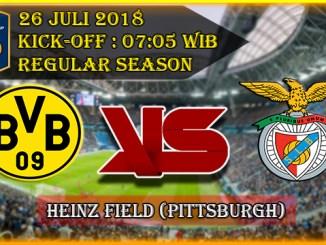 Prediksi Borussia Dortmund vs Benfica
