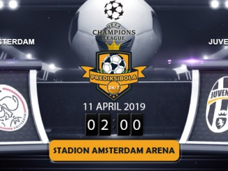 PREDIKSI BOLA JITU AJAX AMSTERDAM VS JUVENTUS 11 APRIL 2019