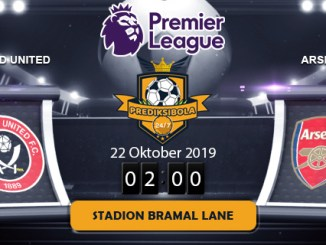 PREDIKSI BOLA JITU SHEFFIELD UNITED VS ARSENAL 22 OKTOBER 2019