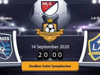 PREDIKSI BOLA JITU SJ EARTHQUAKES VS LA GALAXY 14 SEPTEMBER 2020