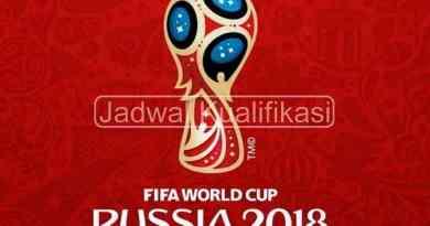 Jadwal Siaran Langsung Kualifikasi Piala Dunia 2018 di TV
