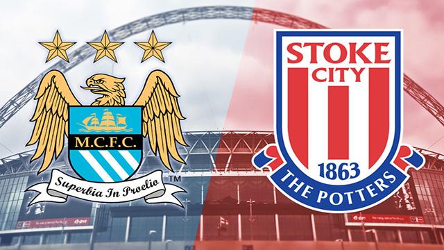 Prediksi Skor Manchester City VS Stoke 14 octokber 2017