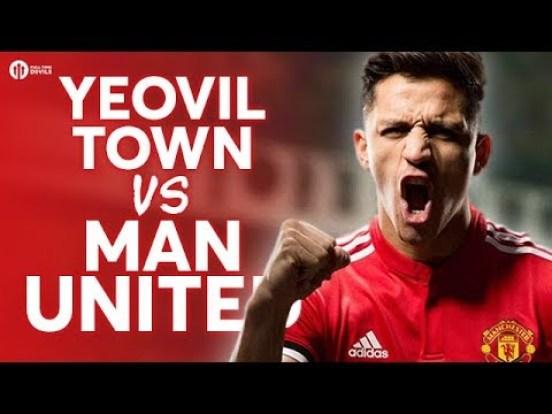 Prediksi Skor Bola Yeovil Town vs Manchester United 27 Januari 2018