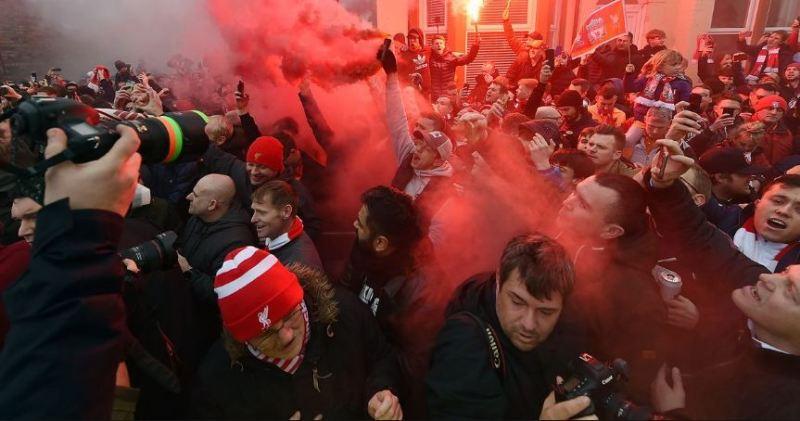 Liverpool Di Sangsi UEFA Atas Ulah Suporternya Sendiri