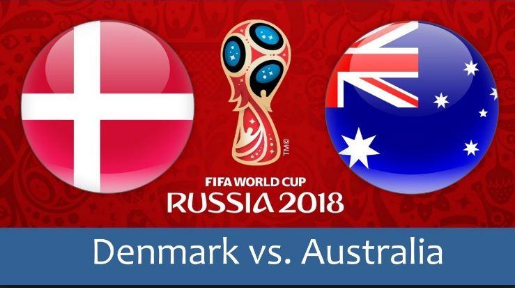 Prediksi Bola Denmark vs Australia Tanggal 21 Juni 2018