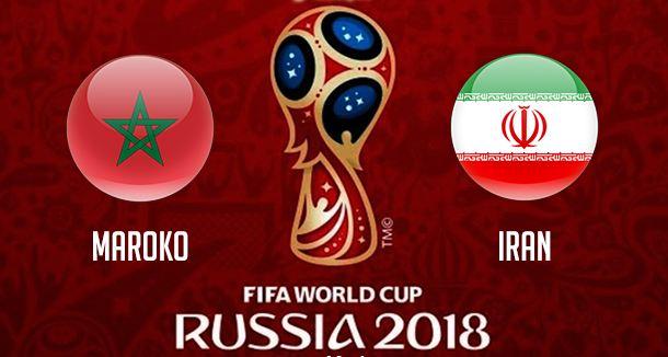 Prediksi Bola Morocco vs Iran tanggal 15 Juni 2018