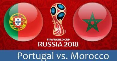 Prediksi Bola Portugal vs Morocco Tanggal 20 Juni 2018