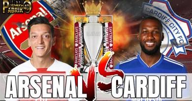 Prediksi Arsenal vs Cardiff 30 Januari 2019