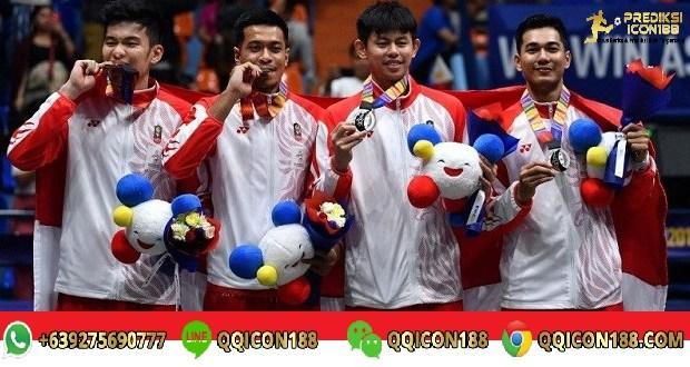 Timnas Basket 3x3 Putra Indonesia