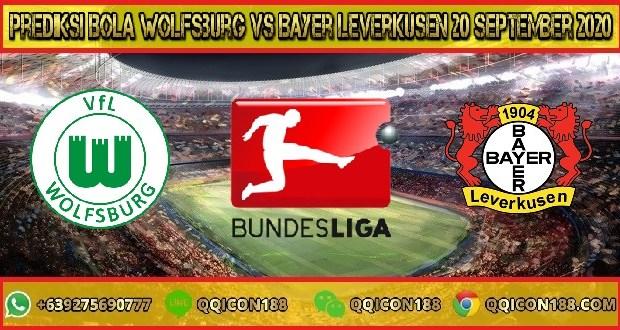 Prediksi Bola Wolfsburg vs Bayer Leverkusen 20 September 2020