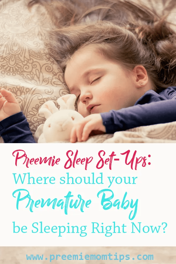 It's common for parents of #prematurebabies to worry about our #preemie #sleep set-ups. We wonder if it's safe, if our baby will sleep well, and if we can ease our worries during bedtime. Often, premature parents have additional concerns. There are no...