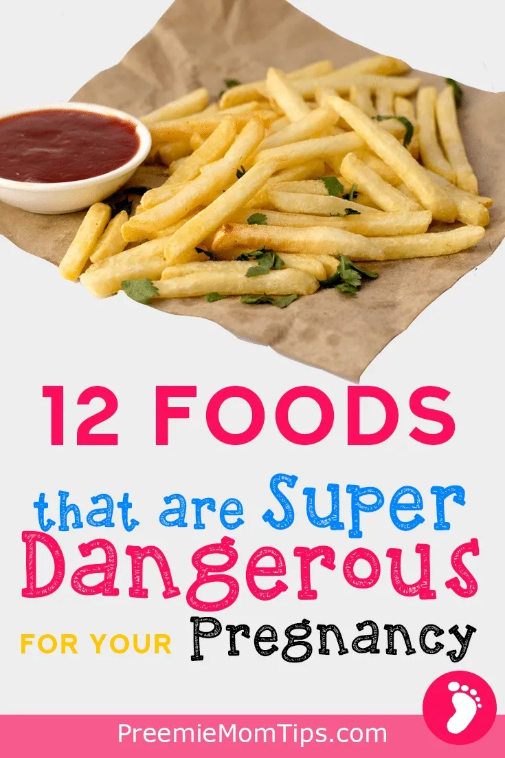 Who said being pregnant was easy? Add to those cravings, the need to eat healthy. It's essential for you, and for your baby. Stay away from these 12 dangerous foods if you're pregnant.