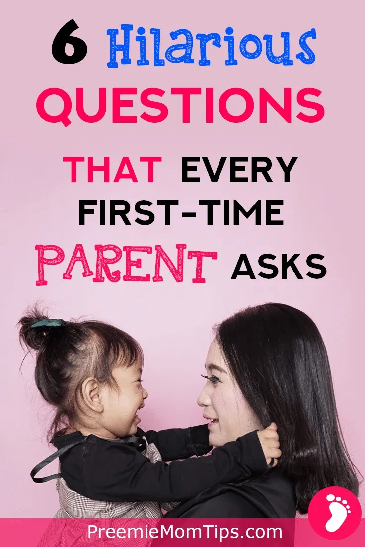 After a first pregnancy comes first time parenting, and it's downright scary. There's so much more to taking care of a newborn baby than just changing diapers! Here are the most hilarious questions of early parenting!