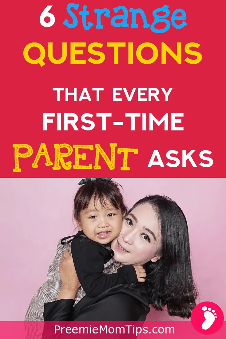 "Parenting is hard, and once a new mom starts taking care of her newborn baby, the most silly questions will pop into her head. Here are top funny questions that I asked besides ""Is my baby supposed to be doing this?"""