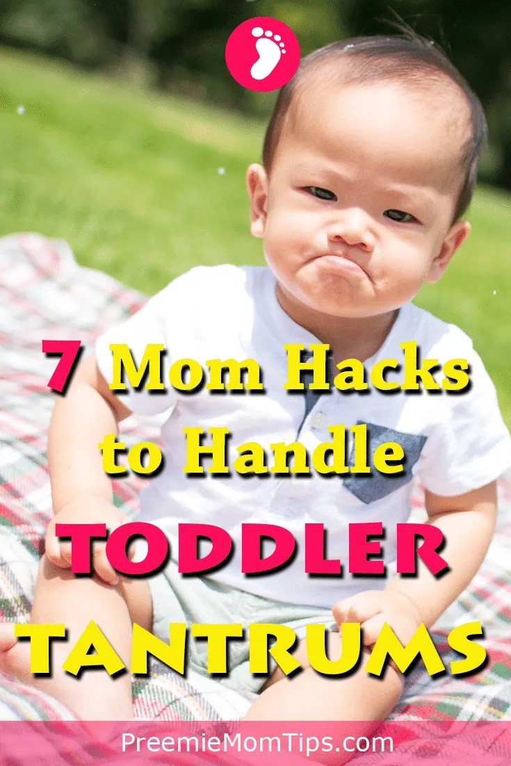 #Parenting is hard! If you're a new parent and have a toddler at home... Check out my 7 Mom Secrets of Handling #toddler tantrums! #newparent #mom #momlife