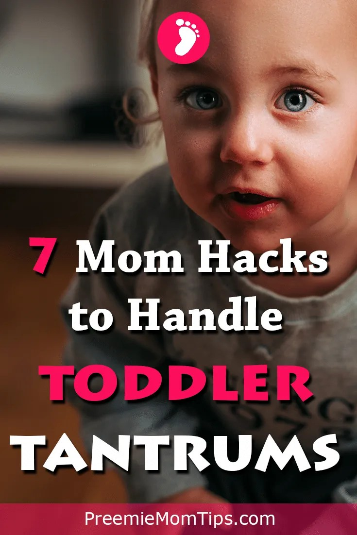 Does your toddler sometimes have a difficult behavior? Don't worry, it's not you! I follow these 7 steps to help my toddler understand his emotions and control his tantrums! #Parenting #toddler #newparent #mom #momlife