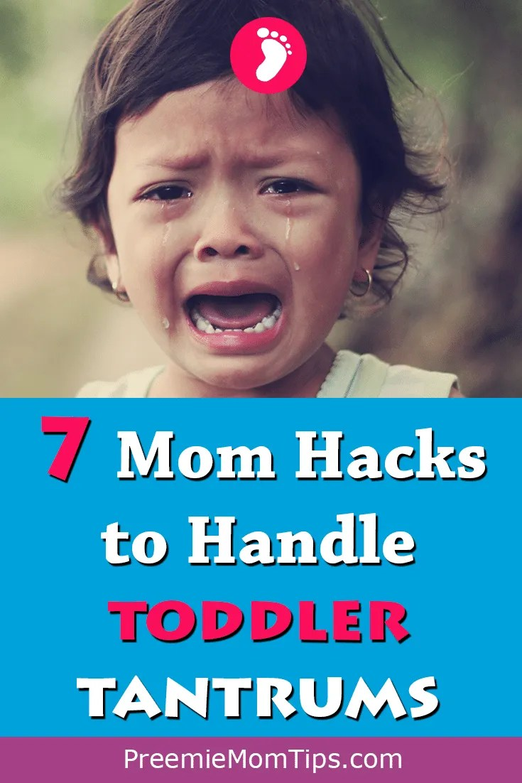 #Parenting is difficult! If you're a new parent and have a toddler at home... Check out my 7 Mom Secrets of Handling #toddler tantrums! #newparent #mom #momlife