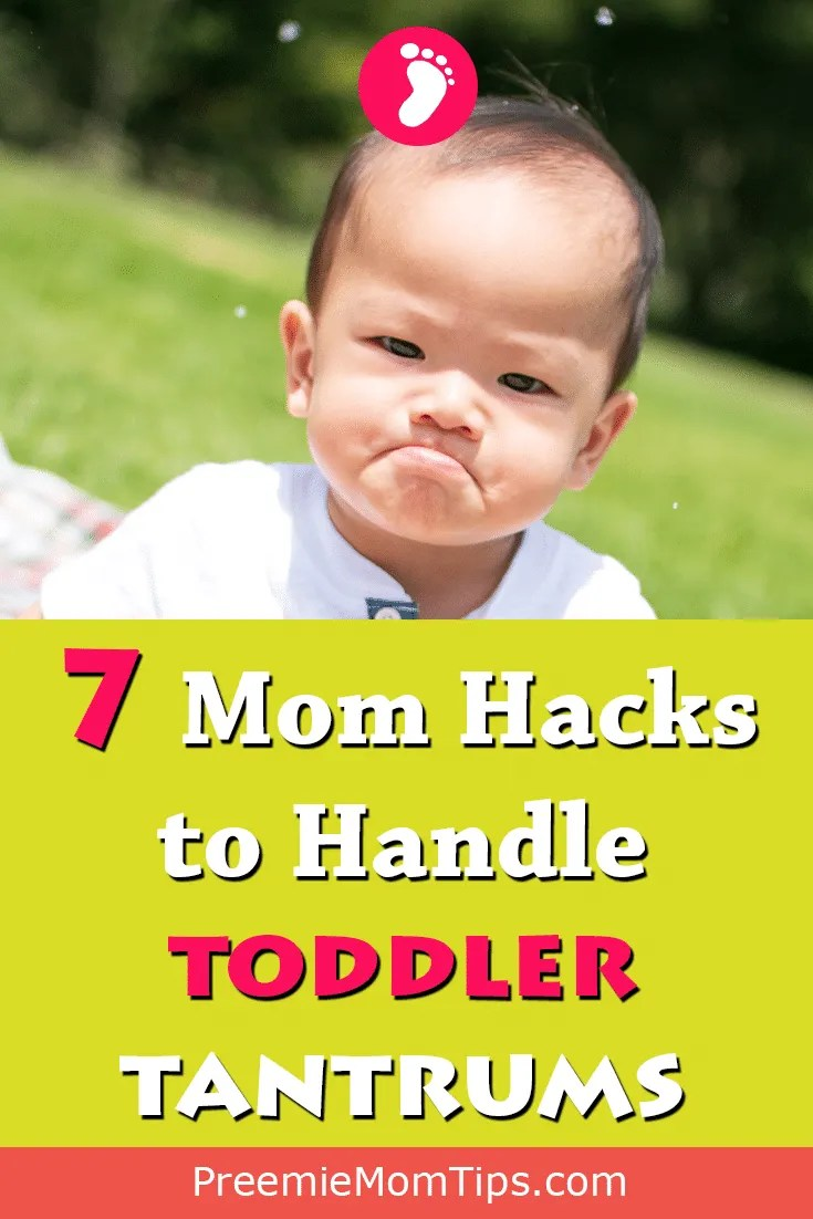 #Parenting isn't easy! If you're a new parent and have a toddler at home... Check out my 7 Mom Secrets of Handling #toddler tantrums! #newparent #mom #momlife