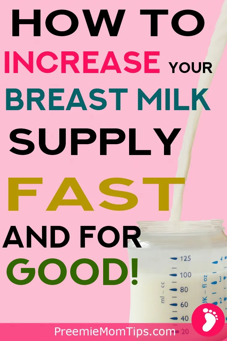 Having a low breast milk supply can happen to any breastfeeding mom at any time! And moms want to have a storage for their babies, as well as cover their basic needs. Here's how I increased my breast milk supply overnight!
