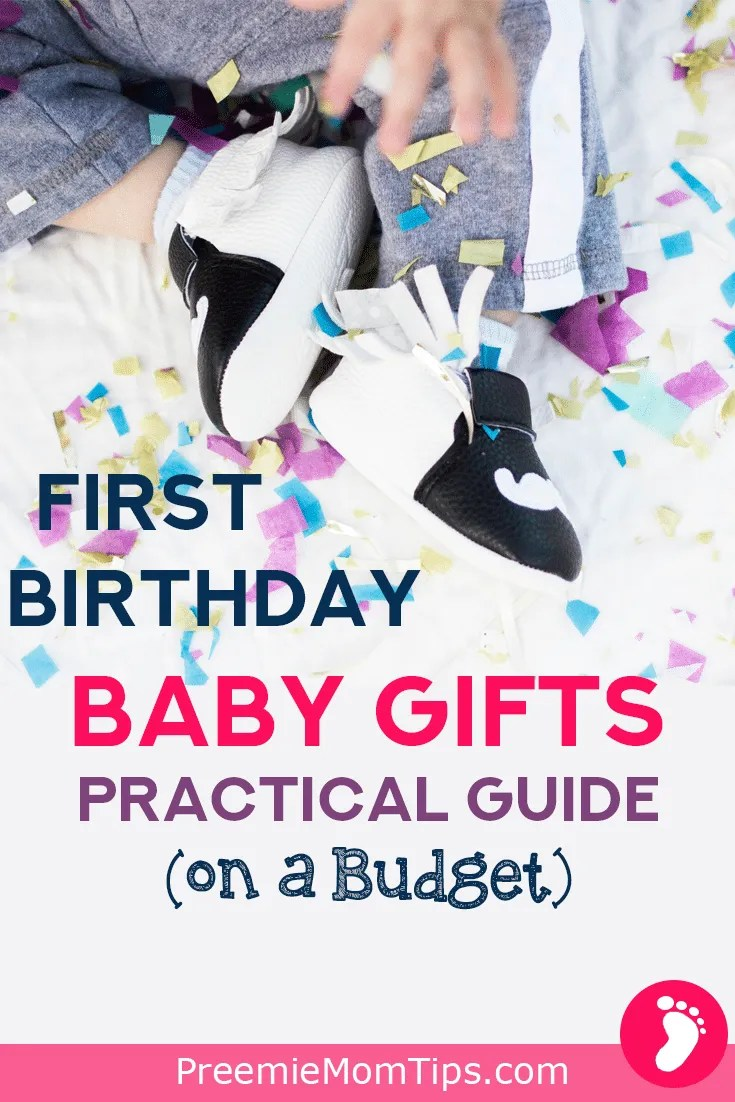 Planning your baby's first birthday on a budget? Take a look at my top gifts for babies! They are fun, educational, sturdy, and inexpensive!