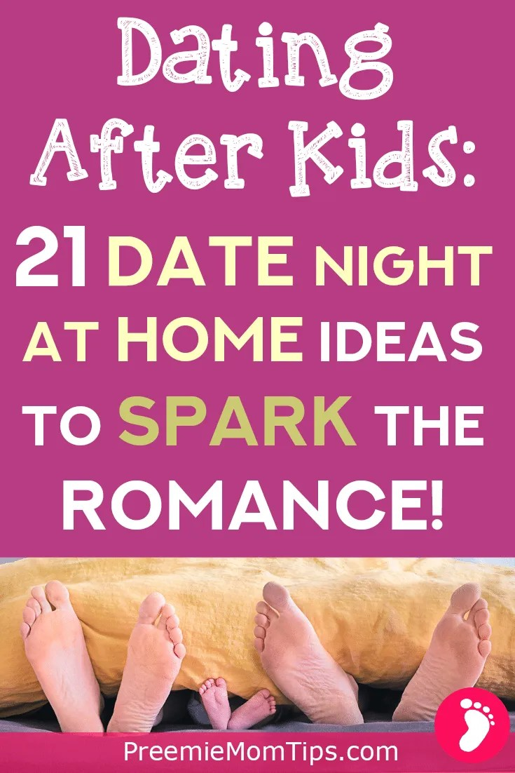 Busy parents? Don't worry! Check out these 21 amazing date night at home ideas for busy parents! And keep the spark of your relationship alive!