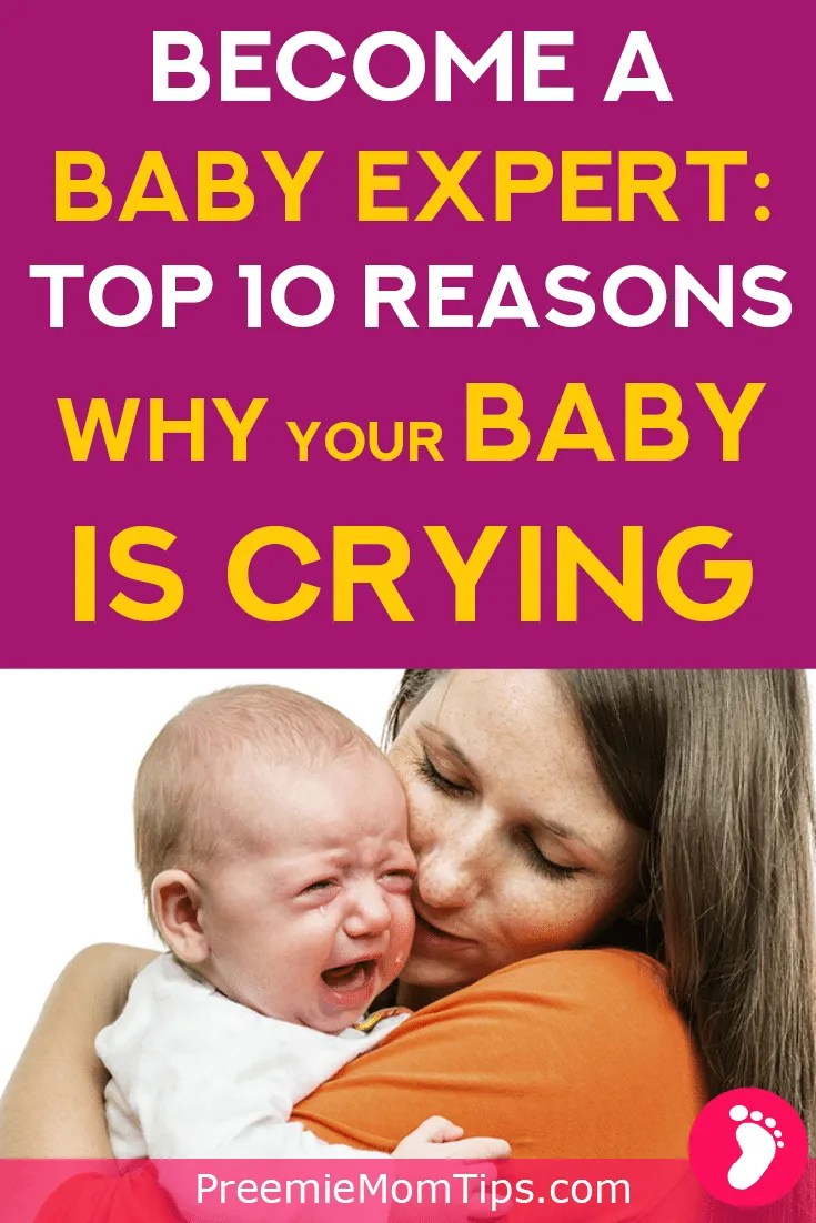 Understanding why babies cry is a difficul task for new parents! After all, new moms and new dads are facing huge changes in their lives! Fin out shy your baby is crying and how to calm your crying baby here! | Parenting | Parenting Tips | New Parent Advice | New Mom | Babies | Newborn Baby |