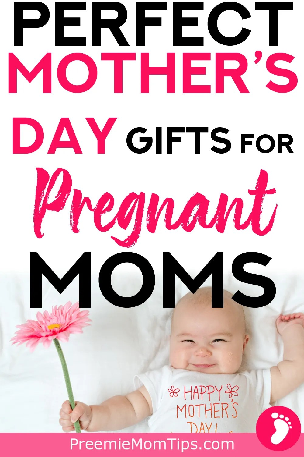 The ultimate list of mother's day presents for pregnant moms that they will definetly love and adore! Check out this perfect mom guift guide!