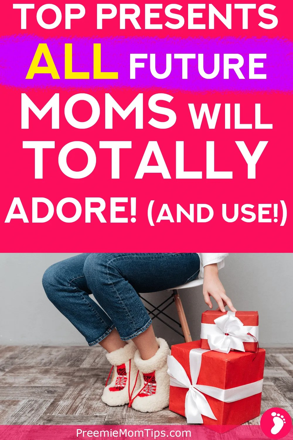 Pregnancy is such a wonderful time, wouldn't you like it if people actually got you presents you'll totally use? Here's a pregnancy gift guide full of lovely, USEFUL, ideas for every expectant mom!