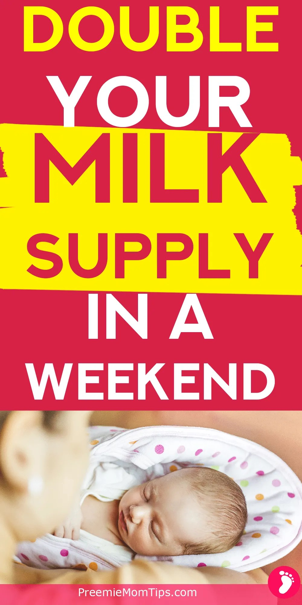 Is your milk coming in? Here's what you need to do to increase your breast milk supply. These are the tried and tested