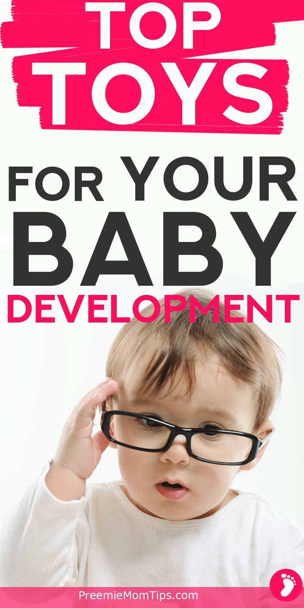 Don't know what to get for your new baby? Get something that will boost your baby's brain! Give him a developmental push in the right direction with these toys all moms should get for their babies!